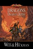 """Dragons of the Dwarven Depths"" Cover"